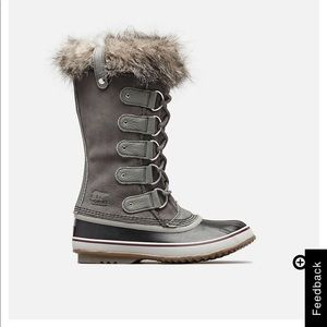Sorel Joan of Artic Lace Boot